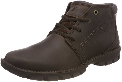 Cat Footwear Herren Transform 2.0 Chukka Stiefel, braun (Mens Dark Brown Mens Dark Brown), 42 EU