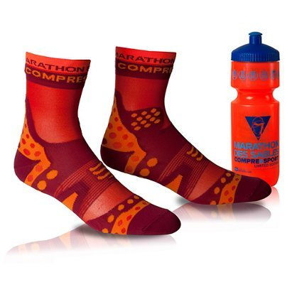 COMPRESSPORT Chaussettes Pro Racing Socks MDS 2014 46-48 T5
