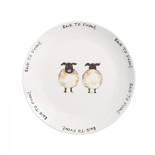Prix /& Kensington Lot de 4 Back to Front Ferme Animal Fine Blanc Chine Tasses
