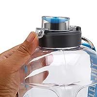 Bottiglia d Acqua, GHONLZIN Water Bottle 2.5 L Borraccia sportiva acqua con Indicatore del Tempo Bottiglia d'Acqua Senza BPA per Corsa, Ciclismo, Lavoro e Palestra #3