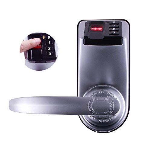 ADEL 3398 Biométrica Digital Cerradura...