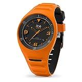 ICE-WATCH P. Leclercq Neon Orange - Reloj Naranja para Hombre con Correa de Silicona, 017601 (Medium)