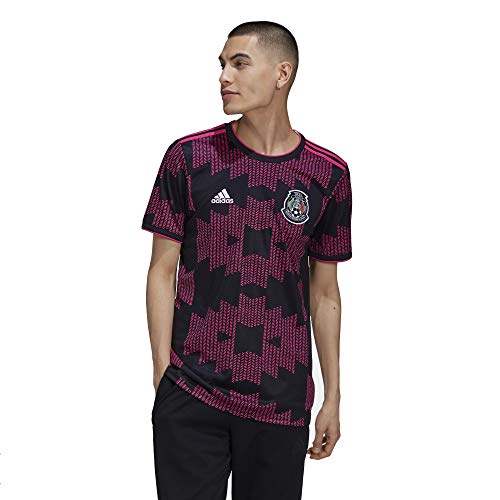 adidas Men's 2021 Mexico Home Jersey (X-Large)...