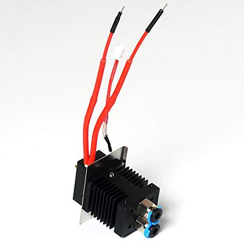 Kit di hotend Geeetech 2 in 1 out per stampante 3D Geeetech A10M e A20M con ugello 0.4mm Parti della stampante 3d caldo filamento 1.75mm