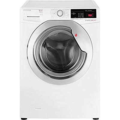 Hoover WDXOA496C A Rated Freestanding Washer Dryer - White