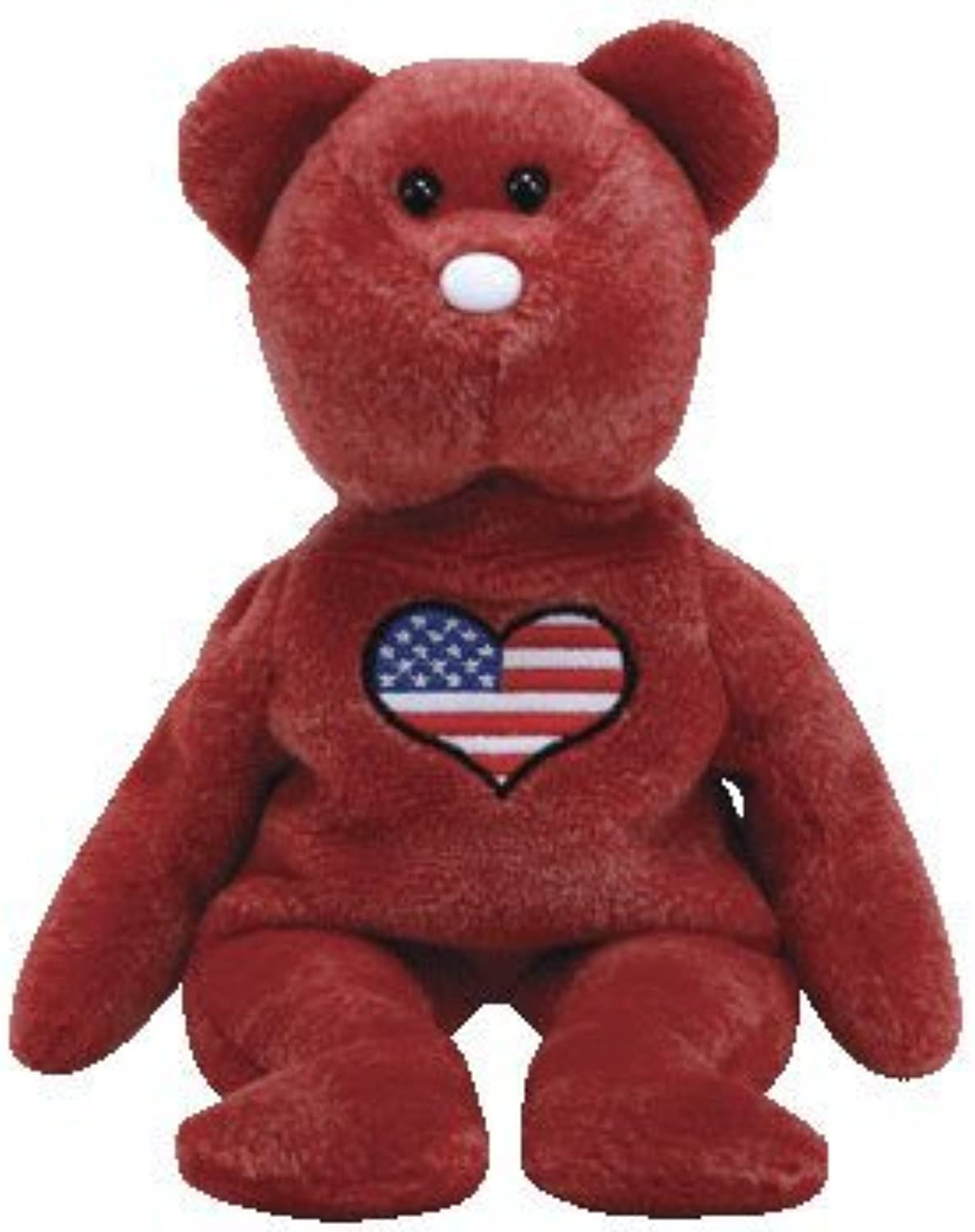 Ty BB 2.0 Heartland - Bear (Ty Store Exclusive) by Ty Beanie Baby