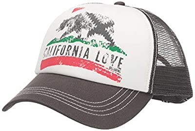Billabong Women's California Love Pitstop Adjustable Trucker Hat