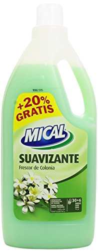 Mical - Suavizante - Frescor de colonia - 3000 ml