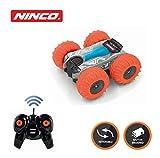 Ninco NincoRacers Stunt Orange. Coche teledirigido reversible y acrobático. 27/40M hz (NH93134) Color naranja. Medidas: 13 cm x 12,5 cm x 8 cm (NH93130)