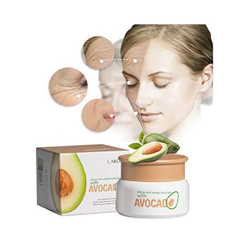 Momola 1PC Crème hydratante nourrissante, crème antigel à l'avocat, hydratant hydratant, crème de jour crème de nuit, hydratant pour tissus profonds
