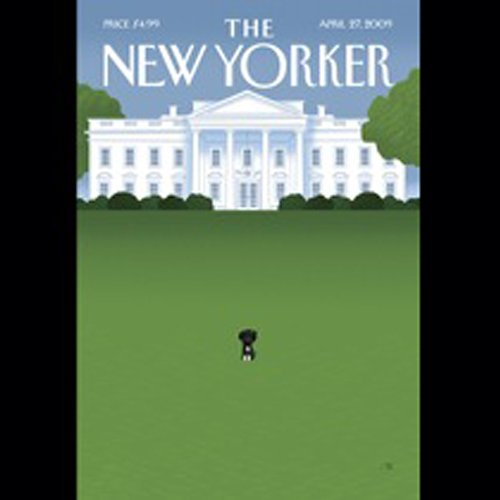 The New Yorker, April 27th, 2009 (Lauren Collins, Margaret Talbot, Jill Lepore) cover art