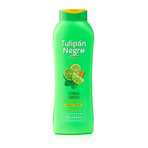 Tulipan Negro Gel T Negro 600 Ml Citrus 1 Unidad
