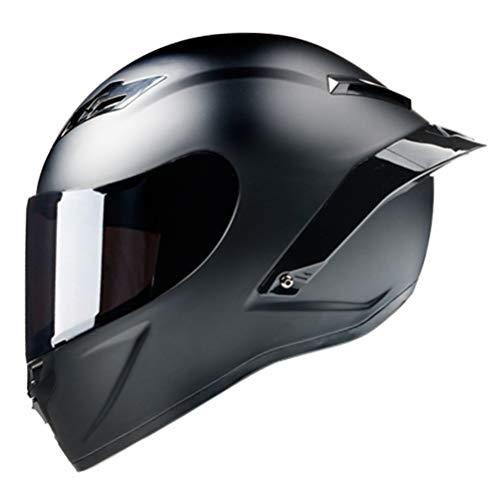 Casco moto Casco integrale Casco fuoristrada DOT Approvato Casco De Moto Kask Casco Motocross Motociclista Lenti colorate
