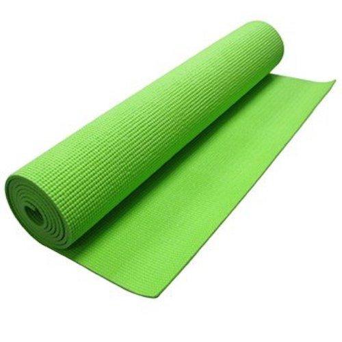 DOBO® Tappeto Tappetino Yoga Addominali Aerobica Palestra Fitness Ginnastica Pilates Antiscivolo (Verde)