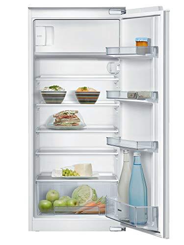 Constructa CK644EF0 Einbaukühlschrank mit Gefrierfach 200l Nutzinhalt EEK: A++
