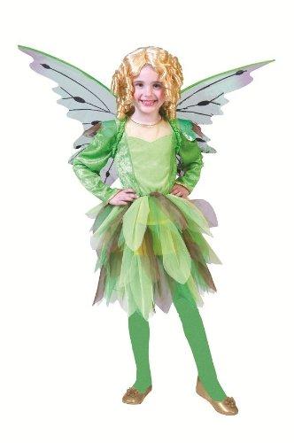 Waldfee Nora Kostüm Elfe Kinder Gr. 98