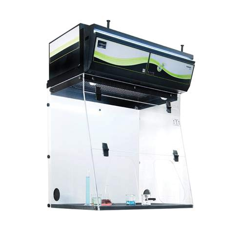 Erlab SMART714GL Glass Work Surface 714 Smart Special Campaign Fume for Ductless Industry No. 1