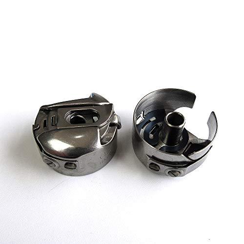 91-105544-91 Spulenkoffer 14 mm für Pfaff 1006 2028 Expression 6152 ++