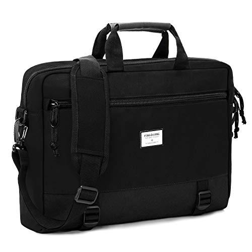 Laptop Rucksack Umhängetasche Handtasche tragbare wasserdichte Geschäft Laptop-Rucksack, Multifunktionale 3-in-1 rucksäcke