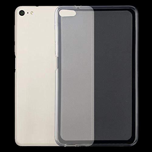 SHISHUFEN Funda para tablet Huawei M2 de 7 pulgadas, 0,75 mm, transparente TPU