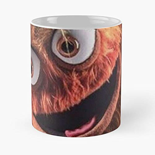 Flyers New Mascot Quotgrittyquot Classic Mug - Funny Gift Coffee Tea Cup White 11 Oz The Best Gift For Holidays.