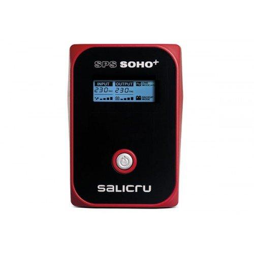 Salicru SPS Soho 600VA - Sistema de alimentación ininterrumpida