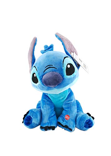 Play by Play Disney Stitch - 28 cm Stofftier mit Sound