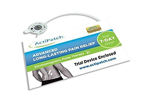 ActiPatch – 7días de prueba dispositivo de terapia contra el dolor