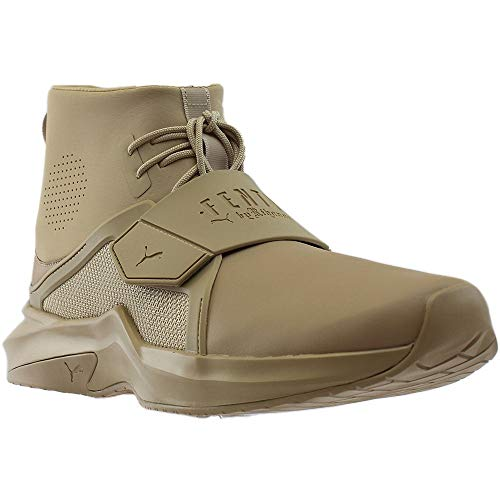 PUMA Mens Fenty by Rihanna The Trainer High Casual Athletic & Sneakers