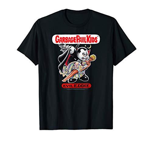 Garbage Pail Kids Evil Eddie T-Shirt