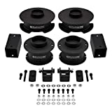 Supreme Suspensions - Full Lift Kit for 2014-2020 Ram 2500 3' Front Lift Spring Spacers + 2.5' Rear Lift Spring Spacers + Shock and Bump Stop Relocation Brackets 4WD