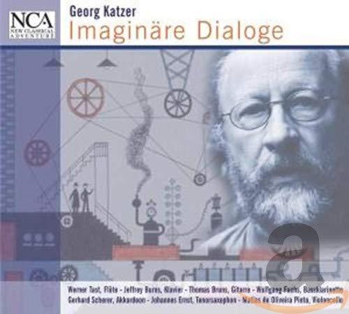 Georg Katzer: Imaginäre Dialoge