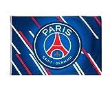 Paris Saint Germain Flagge PSG – Offizielle Kollektion, Größe 150 x 100 cm