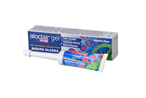 Aloclair Plus Mondwater Gel 8 ml