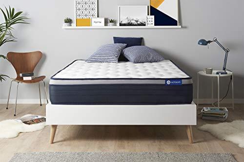 Materasso Actimemo max 120x210cm, Spessore : 26 cm, Memory foam, Rigido, 7 zone di comfort
