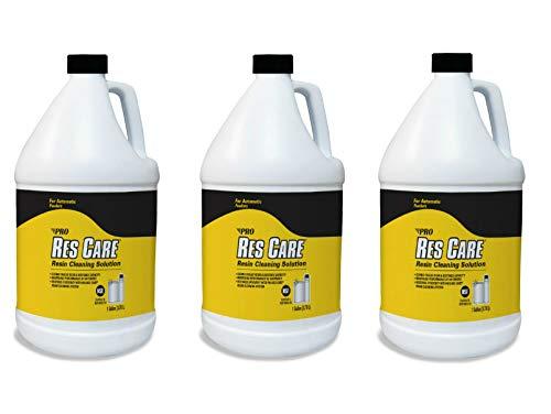 ResCare RK02B All-Purpose Water Softener Cleaner Liquid Refill, 1 Gallon, 3 Pack