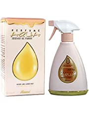 Perfume Aqua Zeenat Al Farsh - Room and Linen Mist, Room Freshener by Rasasi, 375ml