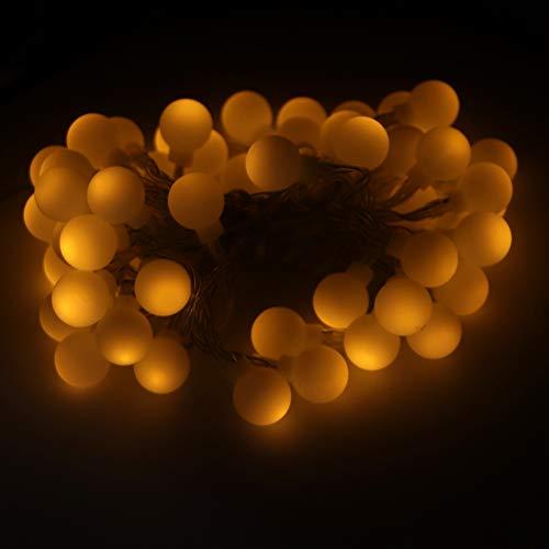 Luces de Cadena Llevadas con Control Remoto para La Decoración Interior Al Aire Libre Del Jardín de Casa