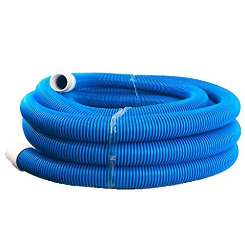 well2wellness® Poolschlauch/Schwimmbadschlauch aus E.V.A. mit Schlauchtüllen an beiden Enden - 38 mm - 8 m