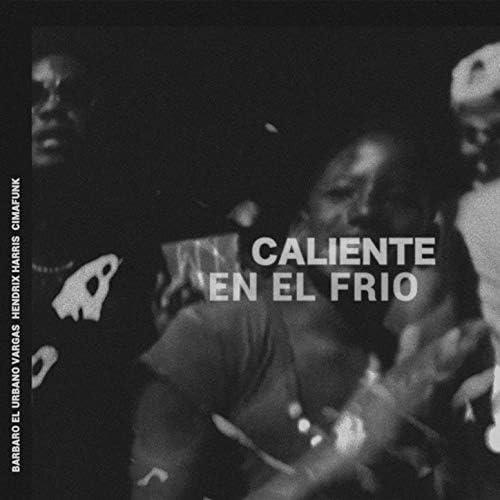 Hendrix Harris, Cimafunk & Barbaro el Urbano Vargas