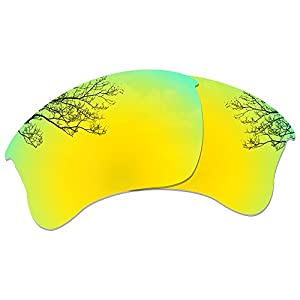 Dynamix Polarized Replacement Lenses for Oakley Flak Jacket XLJ – Multiple Options