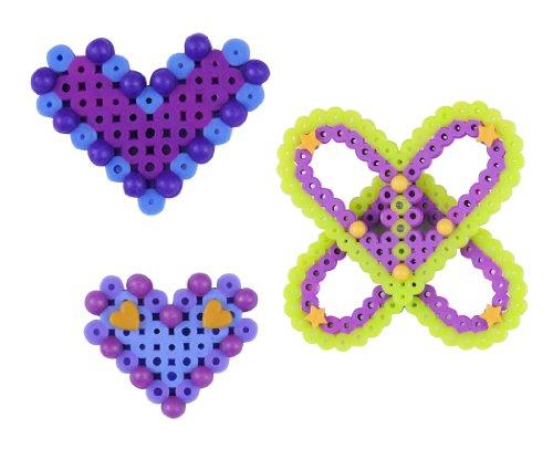 Perler Beads Hearts 'n Headbands Fused Bead Kit