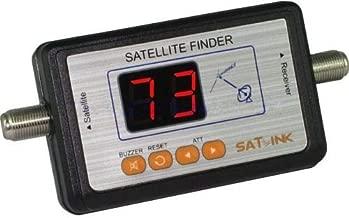 Satellite Finder لضبط إشارة الدش بدون فني ورسيفر وتلفزيون