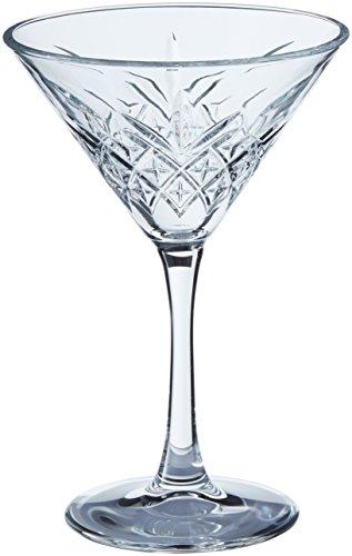 Pasabahce 6436 - Juego de copas Martini, 4 unidades