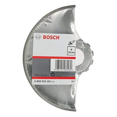 Bosch Professional Caperuza Protectora sin Chapa Protectora (para lijar, Ø 125 mm, Accesorios Amoladora)