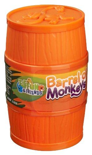 Hasbro Elefun and Friends - Barrel of Monkeys [Assorted Colors]