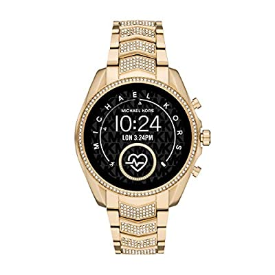Michael Kors Access Gen 5 Bradshaw Smartwatch, Powered with Wear OS by Google with Speaker, Heart Rate, GPS, NFC, and Smartphone Notifications