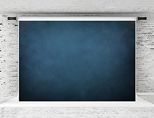 Kate 7x5ft Dark Blue Abstract Photography Backdrops Portrait Texture Photo Backdrops for Photoshoot Studio Photo Background