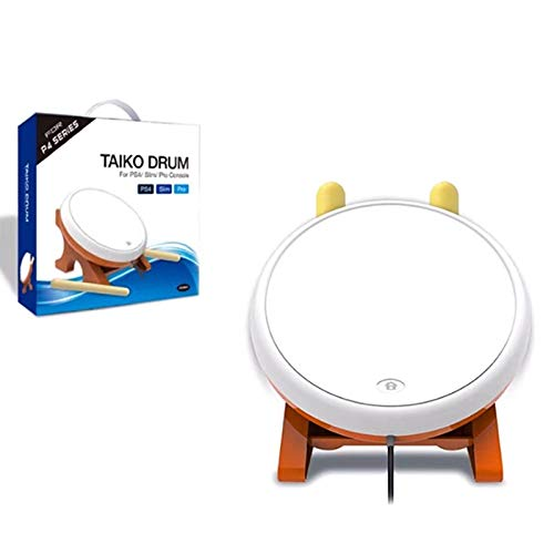 Kamenda Taiko No Tatsujin Master Drum Controller Strumento Tradizionale per PS4 Slim Pro