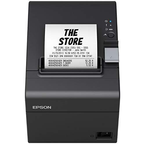 impresora de tickets fabricante Epson